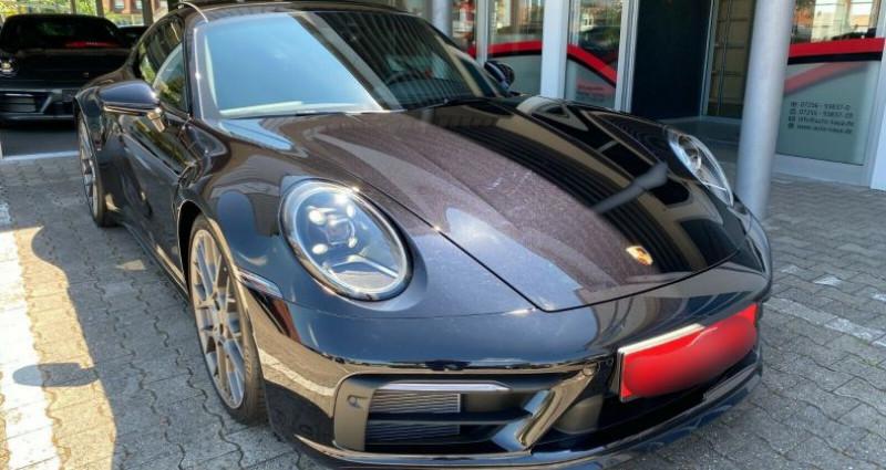 Porsche 911 3.0 450ch 4S PDK Noir occasion à Boulogne-Billancourt - photo n°3