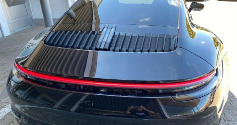 Porsche 911 3.0 450ch 4S PDK Noir occasion à Boulogne-Billancourt - photo n°7