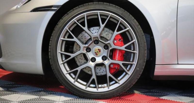 Porsche 911 3.0 450ch 4S Argent occasion à SAINT ETIENNE - photo n°5