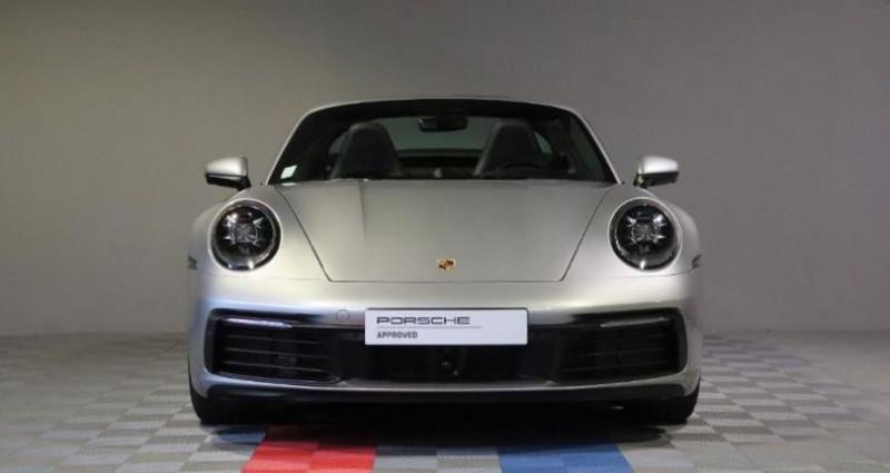 Porsche 911 3.0 450ch 4S Argent occasion à SAINT ETIENNE - photo n°6