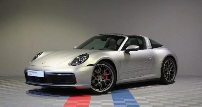 Porsche 911 3.0 450ch 4S Argent occasion à SAINT ETIENNE