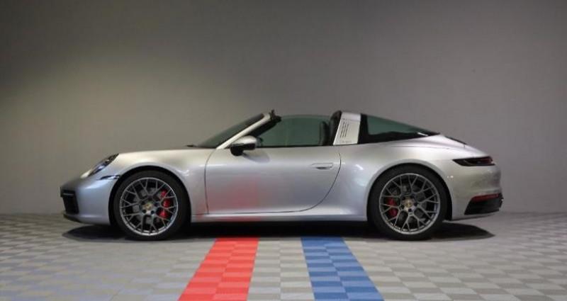 Porsche 911 3.0 450ch 4S Argent occasion à SAINT ETIENNE - photo n°2