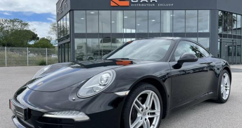 Porsche 911 3.4 L 350CH CARRERA PDK Noir occasion à RIVESALTES