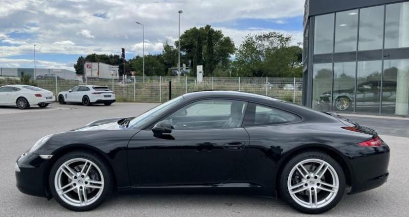 Porsche 911 3.4 L 350CH CARRERA PDK Noir occasion à RIVESALTES - photo n°3