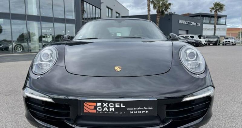 Porsche 911 3.4 L 350CH CARRERA PDK Noir occasion à RIVESALTES - photo n°6
