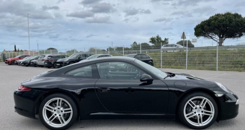 Porsche 911 3.4 L 350CH CARRERA PDK Noir occasion à RIVESALTES - photo n°7