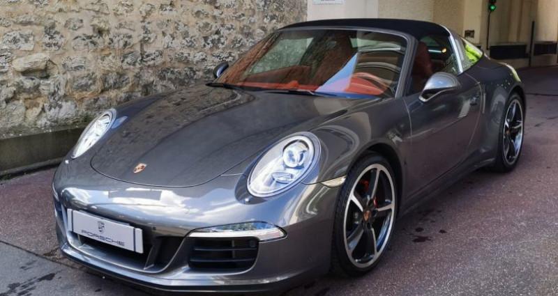 Porsche 911 3.4 TARGA 4 PDK Gris occasion à Saint-maur-des-fossés - photo n°7