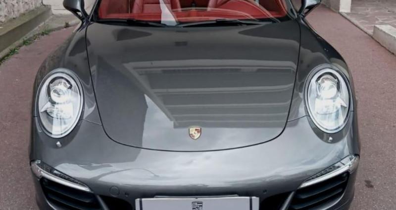 Porsche 911 3.4 TARGA 4 PDK Gris occasion à Saint-maur-des-fossés - photo n°2