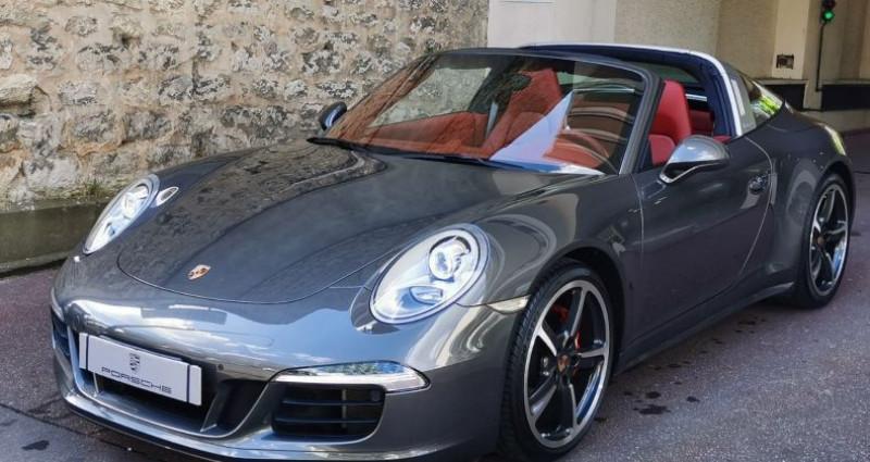 Porsche 911 3.4 TARGA 4 PDK Gris occasion à Saint-maur-des-fossés