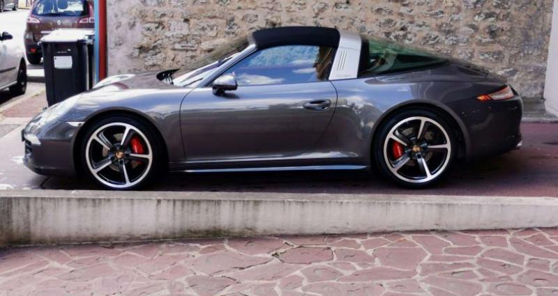 Porsche 911 3.4 TARGA 4 PDK Gris occasion à Saint-maur-des-fossés - photo n°4