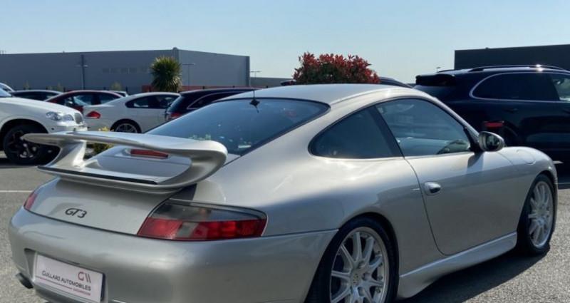 Porsche 911 3.6 360ch BVM6 Gris occasion à PLEUMELEUC - photo n°6