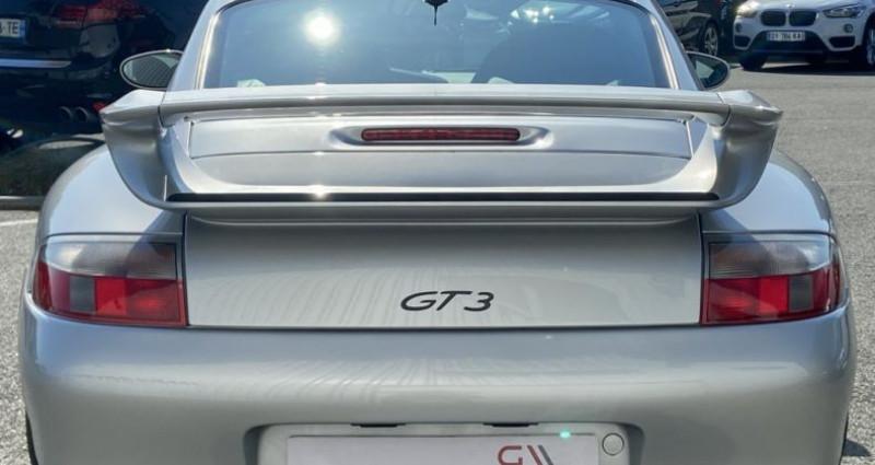 Porsche 911 3.6 360ch BVM6 Gris occasion à PLEUMELEUC - photo n°5
