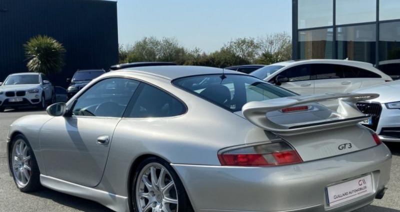 Porsche 911 3.6 360ch BVM6 Gris occasion à PLEUMELEUC - photo n°4
