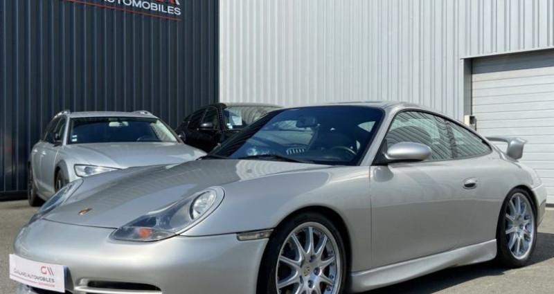 Porsche 911 3.6 360ch BVM6 Gris occasion à PLEUMELEUC