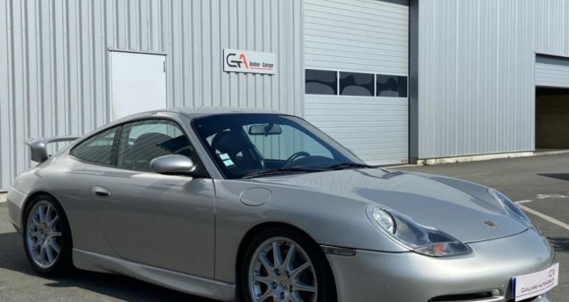 Porsche 911 3.6 360ch BVM6 Gris occasion à PLEUMELEUC - photo n°3