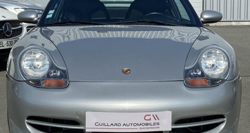 Porsche 911 3.6 360ch BVM6 Gris occasion à PLEUMELEUC - photo n°2