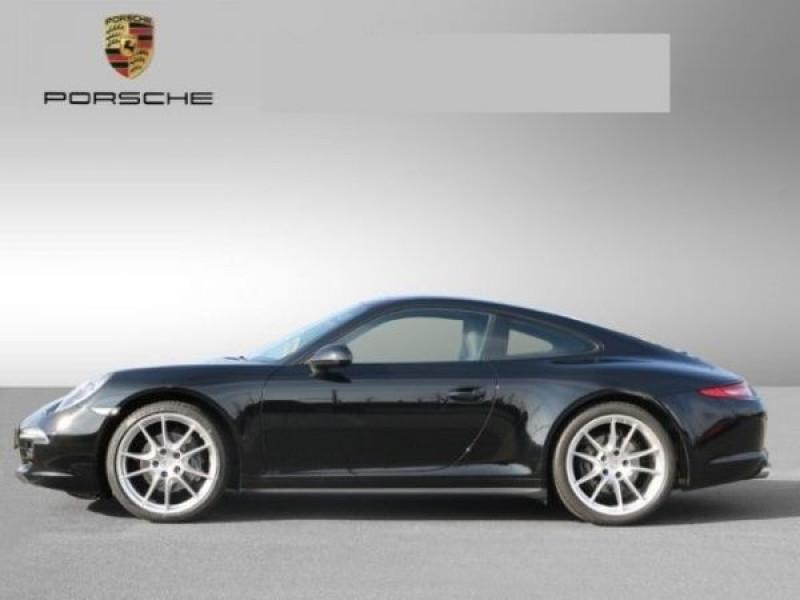 Porsche 911 3.6 Carrera 4 Noir occasion à BEAUPUY - photo n°8