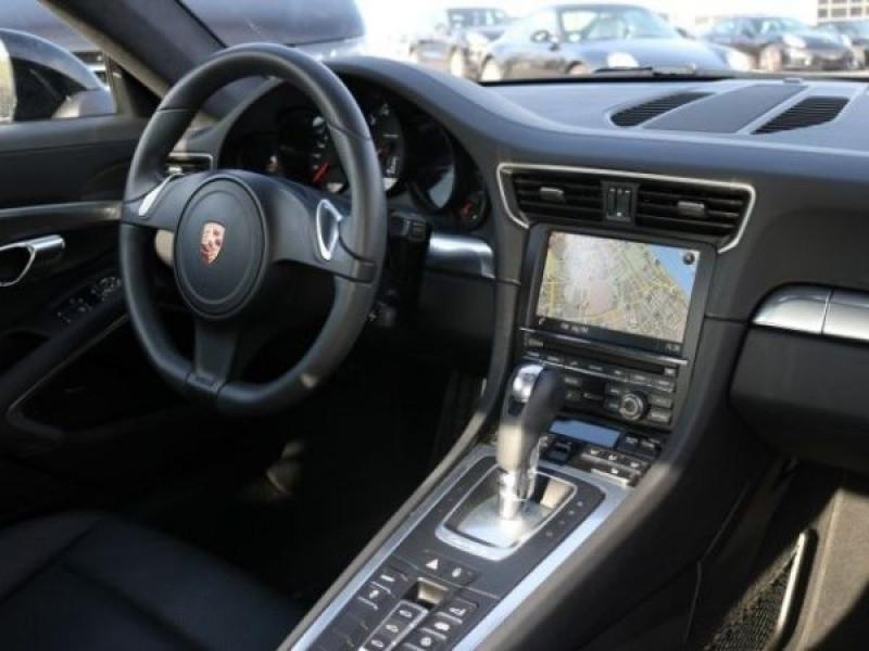 Porsche 911 3.6 Carrera 4 Noir occasion à BEAUPUY - photo n°3