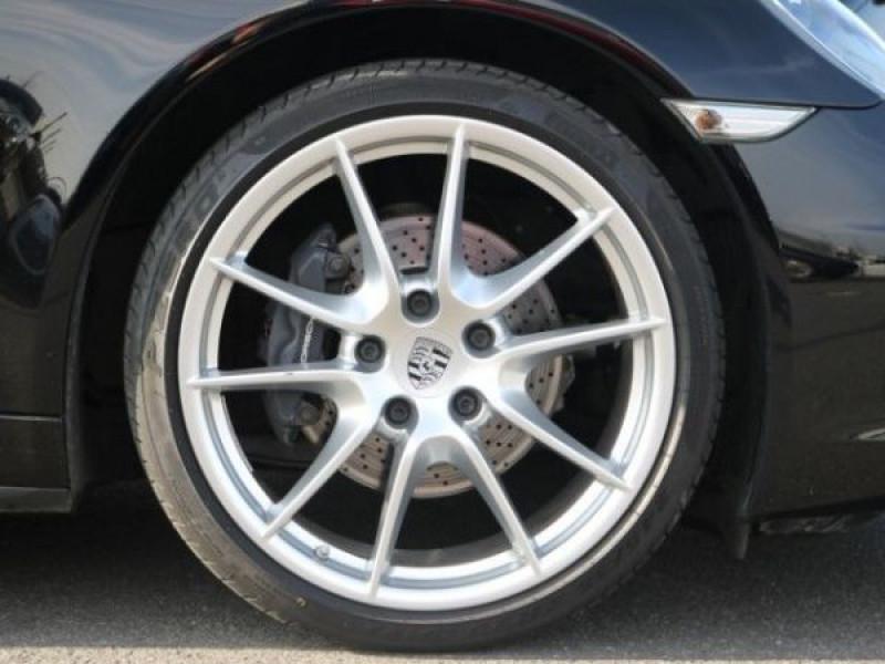 Porsche 911 3.6 Carrera 4 Noir occasion à BEAUPUY - photo n°7