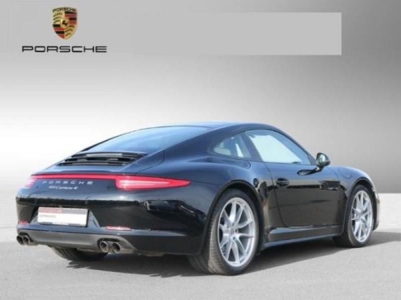Porsche 911 3.6 Carrera 4 Noir occasion à BEAUPUY - photo n°2