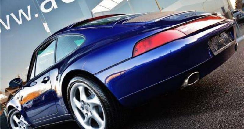 Porsche 911 3.6i - COUPE - TIPTRONIC S - FULL HISTORY Bleu occasion à IZEGEM - photo n°6