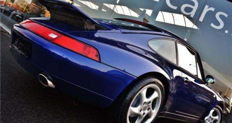 Porsche 911 3.6i - COUPE - TIPTRONIC S - FULL HISTORY Bleu occasion à IZEGEM - photo n°5