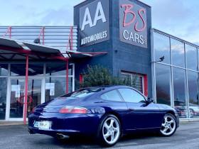 Porsche 911 320ch Carrera TipTronic S Bleu occasion à Castelmaurou - photo n°2