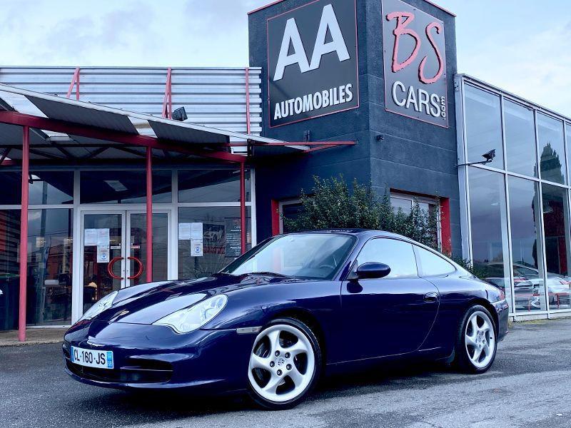 Porsche 911 occasion 2002 mise en vente à Castelmaurou par le garage BS CARS.COM - photo n°1