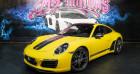 Porsche 911 370 CARRERA T Jaune à CANNES 06