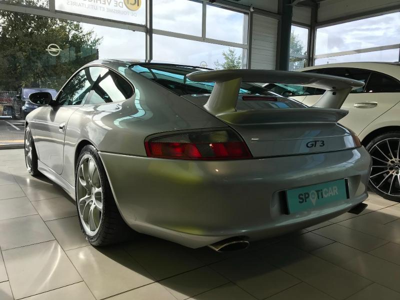 Porsche 911 381ch GT3 BV6 Gris occasion à Labège - photo n°4