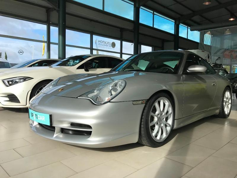 Porsche 911 381ch GT3 BV6 Gris occasion à Labège - photo n°2