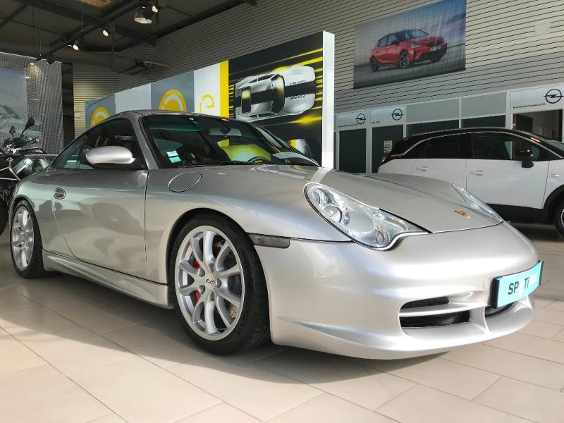 Porsche 911 381ch GT3 BV6 Gris occasion à Labège