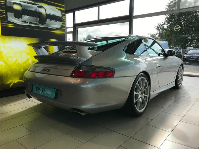 Porsche 911 381ch GT3 BV6 Gris occasion à Labège - photo n°5