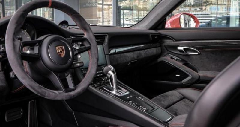 Porsche 911 4.0 500ch GT3 PDK Rouge occasion à MONACO - photo n°4