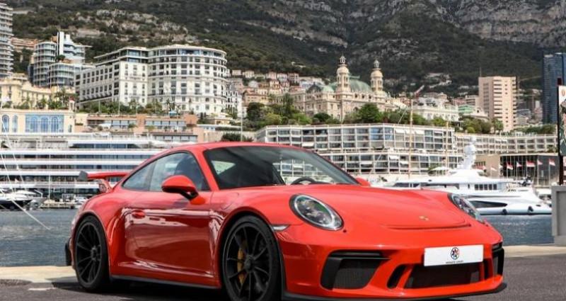 Porsche 911 4.0 500ch GT3 PDK Rouge occasion à MONACO - photo n°3