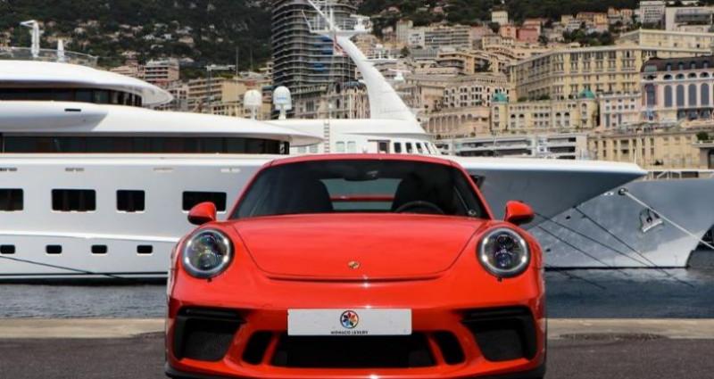 Porsche 911 4.0 500ch GT3 PDK Rouge occasion à MONACO - photo n°2