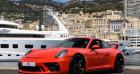 Porsche 911 4.0 500ch GT3 PDK Rouge à MONACO 98