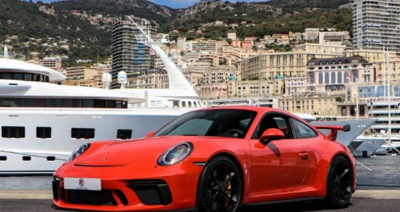 Porsche 911 4.0 500ch GT3 PDK Rouge occasion à MONACO