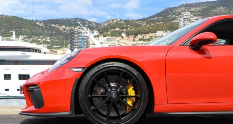 Porsche 911 4.0 500ch GT3 PDK Rouge occasion à MONACO - photo n°7
