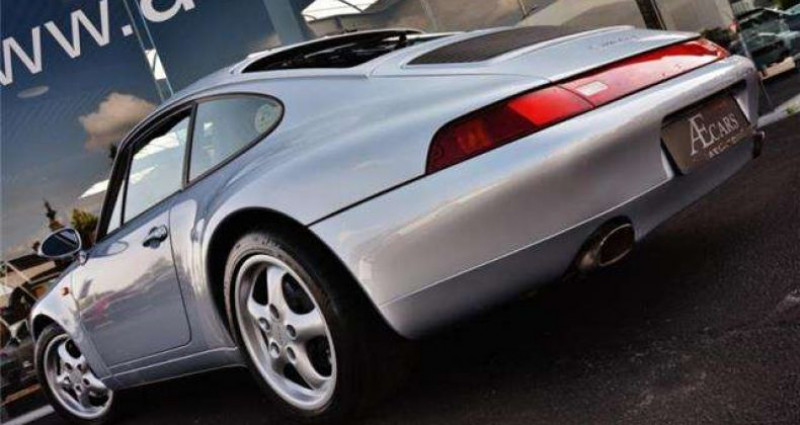 Porsche 911 4 - MANUAL - FULL HISTORY - TOP CONDITION Gris occasion à IZEGEM - photo n°3