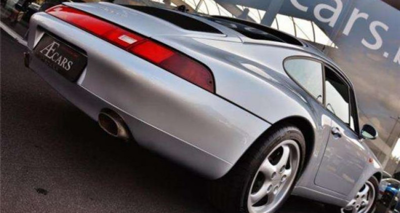 Porsche 911 4 - MANUAL - FULL HISTORY - TOP CONDITION Gris occasion à IZEGEM - photo n°2