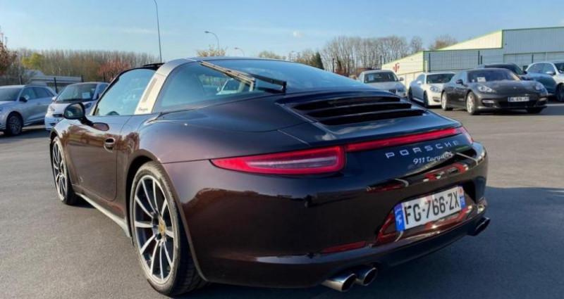 Porsche 911 4S 3.8I 400CV PDK Marron occasion à Saint Amand Les Eaux - photo n°3