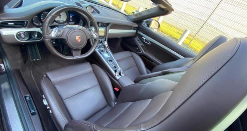Porsche 911 4S 3.8I 400CV PDK Marron occasion à Saint Amand Les Eaux - photo n°7