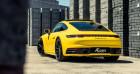 Porsche 911 4S - LIFT - CERAMIC BRAKES - BELGIAN CAR Jaune à IZEGEM 88