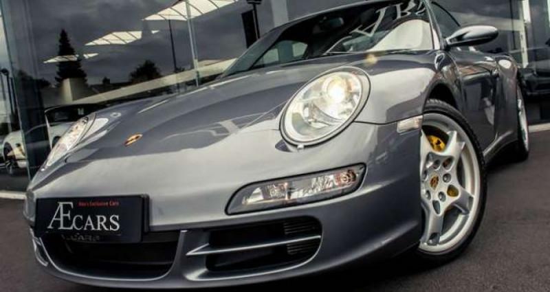 Porsche 911 4S - MANUAL - CERAMIC BRAKES - FULL HISTORY Gris occasion à IZEGEM