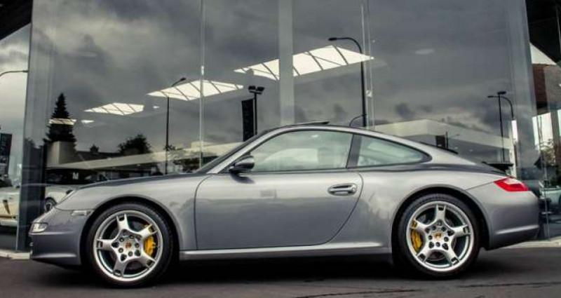 Porsche 911 4S - MANUAL - CERAMIC BRAKES - FULL HISTORY Gris occasion à IZEGEM - photo n°3