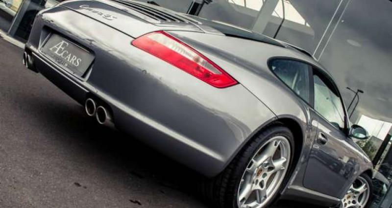 Porsche 911 4S - MANUAL - CERAMIC BRAKES - FULL HISTORY Gris occasion à IZEGEM - photo n°4