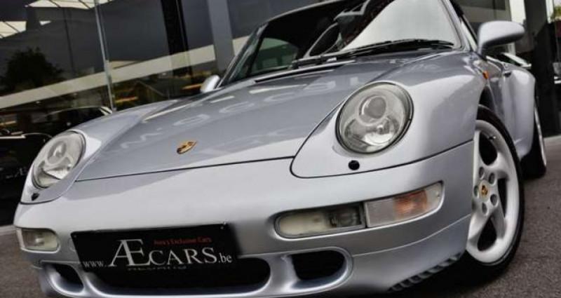 Porsche 911 4S - MANUAL - FULL HISTORY - NEW Gris occasion à IZEGEM