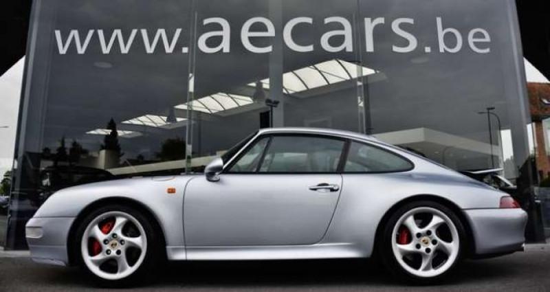 Porsche 911 4S - MANUAL - FULL HISTORY - NEW Gris occasion à IZEGEM - photo n°3