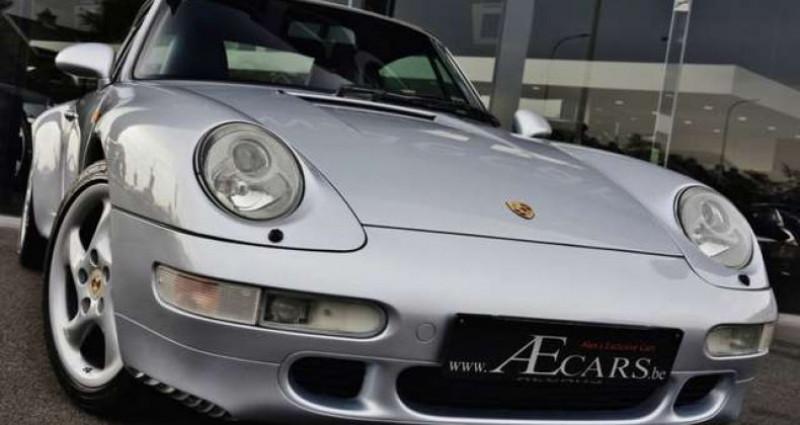 Porsche 911 4S - MANUAL - FULL HISTORY - NEW Gris occasion à IZEGEM - photo n°2